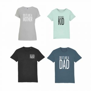 Do It Like A… Family T-Shirt Bundle