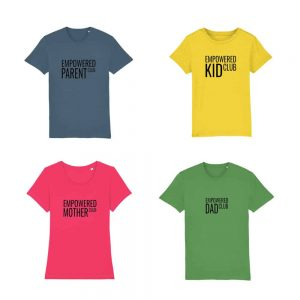 Empowered Club Family T-Shirts