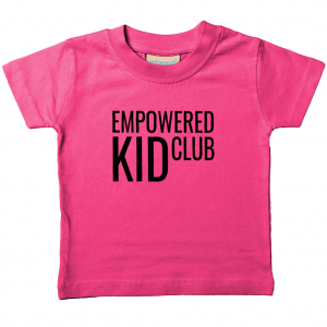 Empowered Kid Club Baby/Toddler T-Shirt