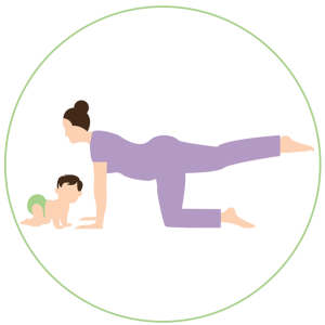 Mum & Baby Postnatal Pilates