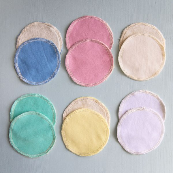 Wild & Free reusable breast pads