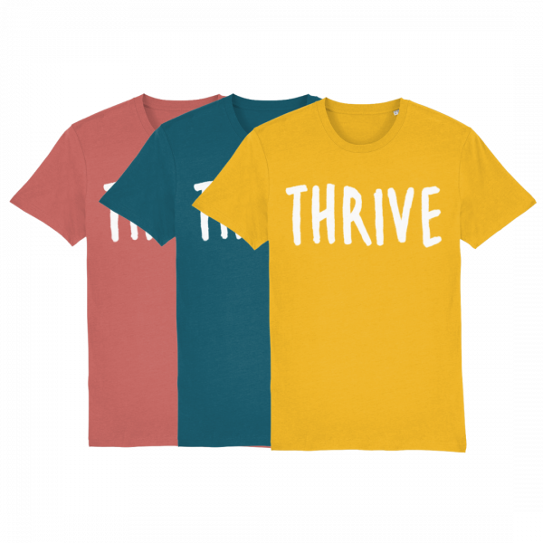 Limited Edition THRIVE t-shirt